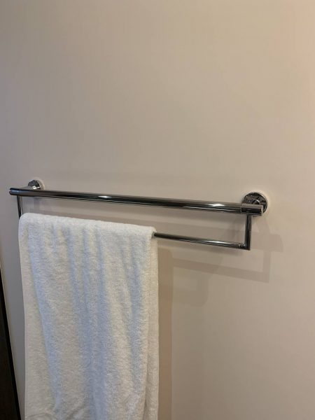 1AD Studio seattle aging in place assist towel bar