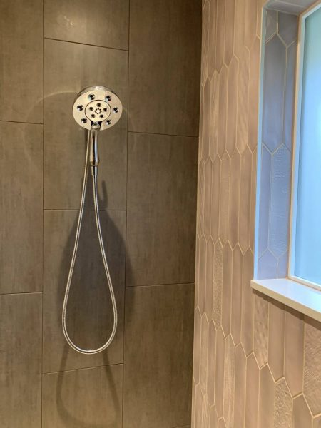 1AD Studio seattle bathroom remodel aging in place hand held shower