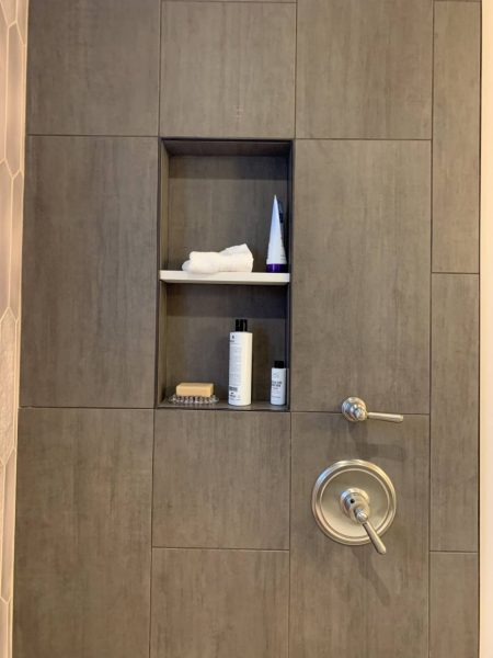1AD Studio seattle residential design shower control placement